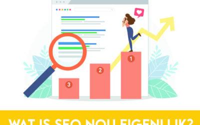 Wat is SEO zoekmachine optimalisatie en waar is het goed voor?